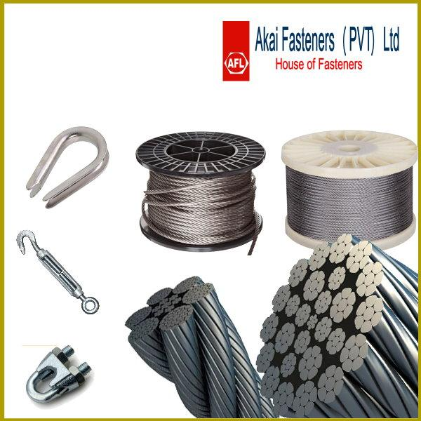 Wire Ropes & Accessories